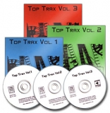 3 CD Bundle Top Trax Vol. 1-3