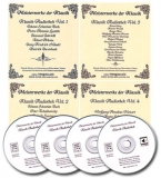 4 CD Bundle Klassik Audiothek Vol. 1-4