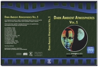 Dark Ambient Atmospheres - CD inkl. Sofort Download