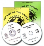 2 CD Bundle Sounds of Nature & Sounds of the World - CD inkl. Sofort Download