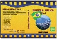 Bossa Nova Vol. 1 - CD inkl. Sofort Download