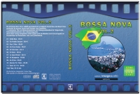 Bossa Nova Vol. 2 - CD inkl. Sofort Download