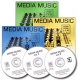 3 CD Bundle Media Music Vol. 1-3